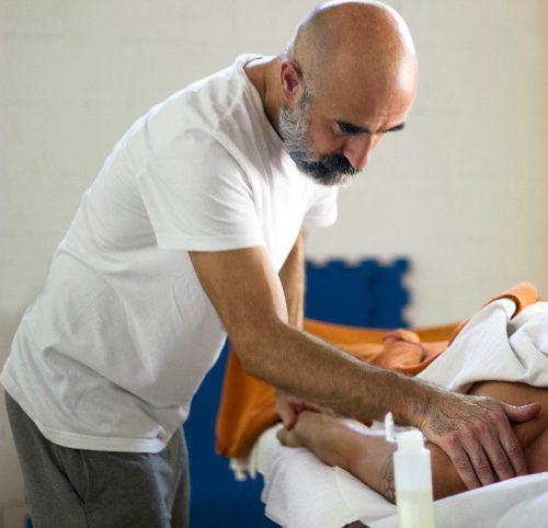 MILANO Bisceglie M1ROS Massaggio Olistico rilassante e decontratturante