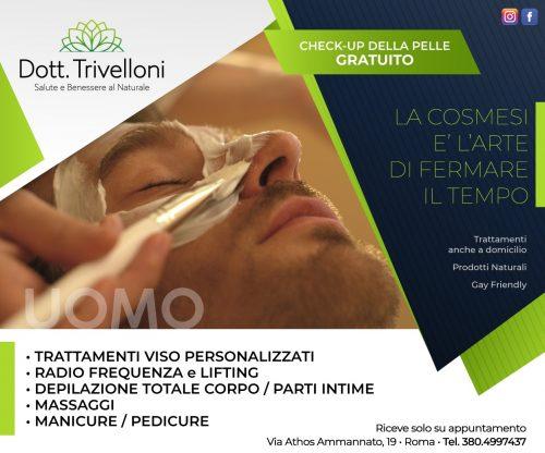 ROMAGaetano Dott. in Cosmetologia e Massoterapia+▶VIDEO