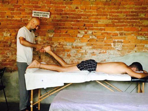 MILANO GiambellinoROS Massaggio Ayurvedico rilassante e decontratturante